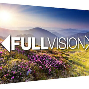 Projecta Full Vision Spanscherm