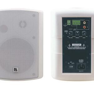 Kramer tavor_5-o actieve speakers wit