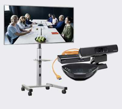 All-in-One Videoconferencing set