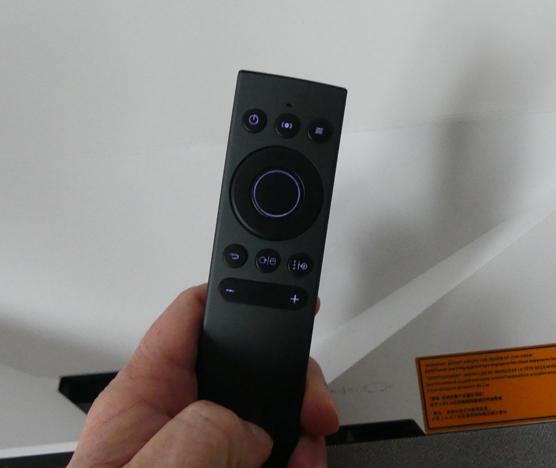 CInemaX-P2 Optoma remote